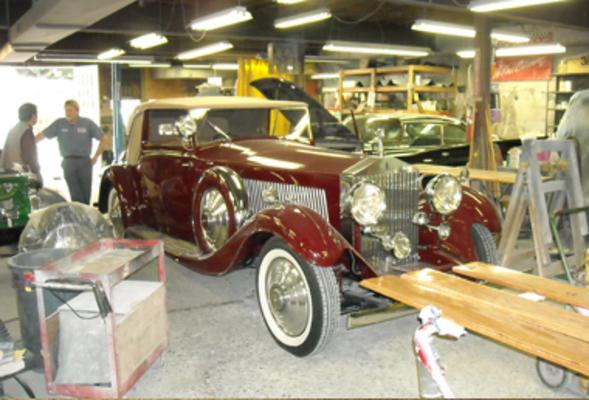 Usługi kompleksowe Auto Correct Pracownia Renowacji Pojazdów Zabytkowych zdjęcie 0