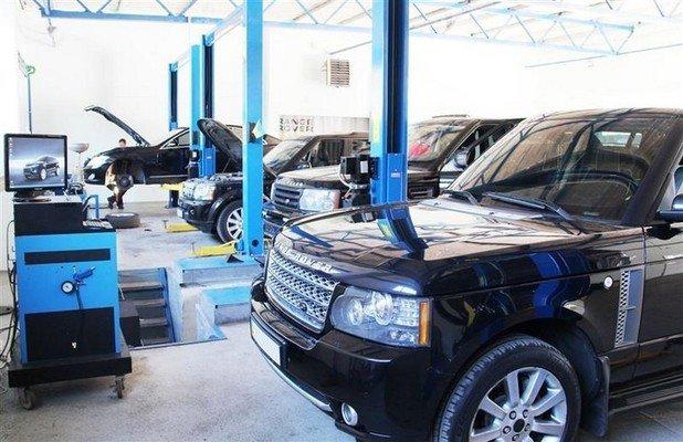 СТО Range Rover World фото 6