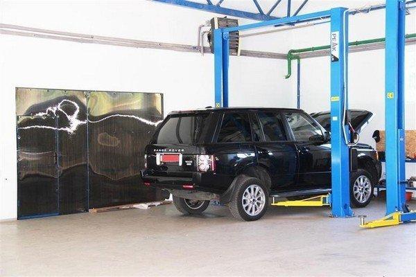 СТО Range Rover World фото 0