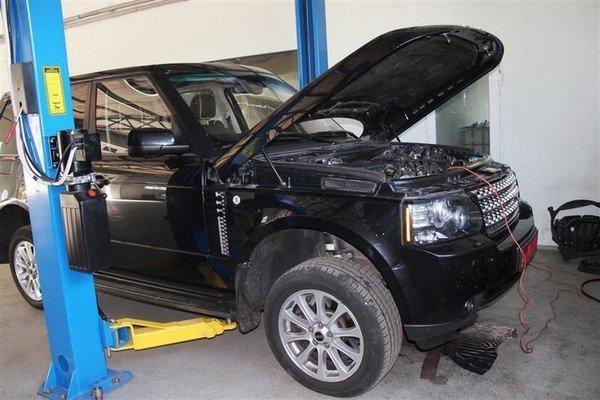СТО Range Rover World фото 5