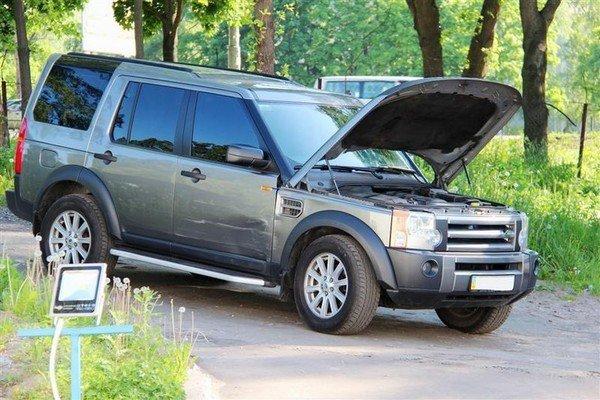 СТО Range Rover World фото 2
